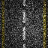 Road Texture Royalty Free Stock Photos
