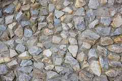 Road textures. Detailed textures of roads, granite stones Royalty Free Stock Images