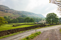 Road Through The Countryside. Stock Images