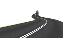 Road to Royalty Free Stock Photo