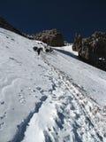 Road to Aconcagua Stock Photo