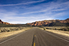 Free Road To Bryce Canyon Royalty Free Stock Photography - 28363177