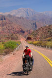 On the road to Cafayate Royalty Free Stock Photography