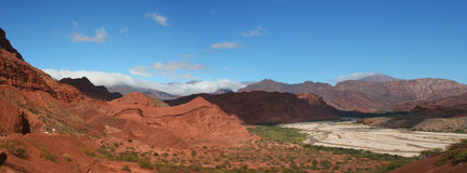 Road to Cafayate Stock Photography