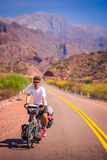 On the road to Cafayate Stock Photography