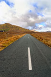 Road to Connemara Royalty Free Stock Images