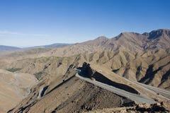 Road to Desert Stock Photos