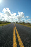 Road To The Everglades Royalty Free Stock Photography
