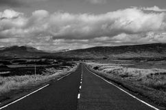 Road to glen coe 8. View from the road to glen coe, scotland Stock Image