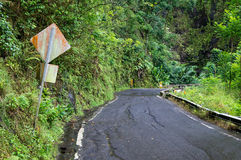 Road to Hana Royalty Free Stock Photos