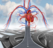 Road To Health Stock Photography