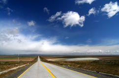 Road To Heaven Royalty Free Stock Photography