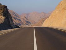 Road to the Heavens Royalty Free Stock Photography