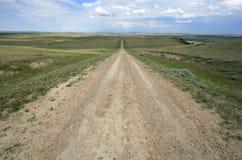 Road to Jones Peak Stock Photography