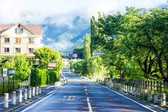 Road to the journey Royalty Free Stock Images