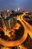 Road to Kuala Lumpur, Malaysia - Series 3 Royalty Free Stock Image