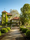 Lancut castle, Poland Royalty Free Stock Photography