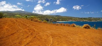 Road to Maui Paradise Royalty Free Stock Images