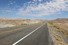 Road to Moab in Utah Royalty Free Stock Image