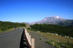 road to Mt. Saint Helens, USA Stock Photos