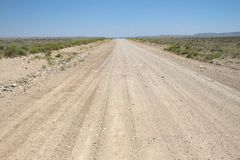 A Road to No/Somewhere royalty free stock photography