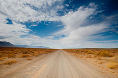Road to Nowhere Stock Photography