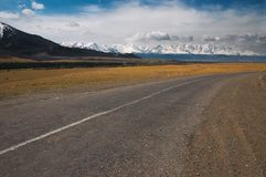Road To Nowhere Stock Image