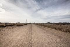 Road to nowhere Stock Photos