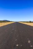 Road to nowhere Namibia Africa Stock Photography