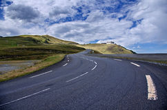 Road to Paradise Royalty Free Stock Image