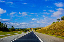 Road to peace Royalty Free Stock Photography
