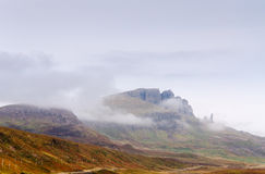 Road to Quiraing Stock Photography
