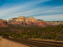 Road to Sedona Royalty Free Stock Photo