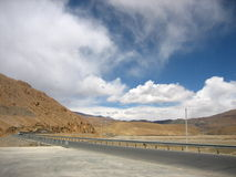 Road to Shangri La Royalty Free Stock Photo
