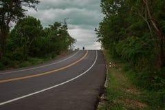 Road to Sky Royalty Free Stock Photos