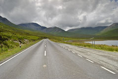 Road to Skye Stock Photography