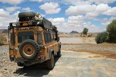 The Road to Sossuvlei. Namibia Royalty Free Stock Image