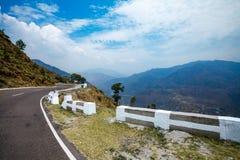Road to Spiti Valley, Himachal Pradesh, India Stock Photo