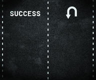 Road to Success Royalty Free Stock Photo