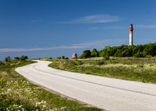 Free Road To The Lighthouse Stock Images - 25737964