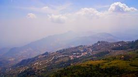 Road to tubburg mountain Royalty Free Stock Photography