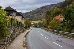 Wachau, Spitz, Austria Stock Photography