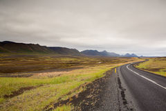 Road to where... Royalty Free Stock Photography