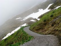 The road to wonderland Stock Photo