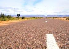 Road to Zagora. Zagora is a touristic moroccan saharian city royalty free stock images