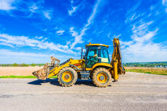 Road tractor Royalty Free Stock Photography