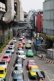 Road traffic. Stock Photo