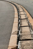 Road Traffic Divider Royalty Free Stock Images