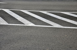 Road traffic marks Royalty Free Stock Photography