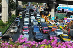 Road Traffic Royalty Free Stock Photos
